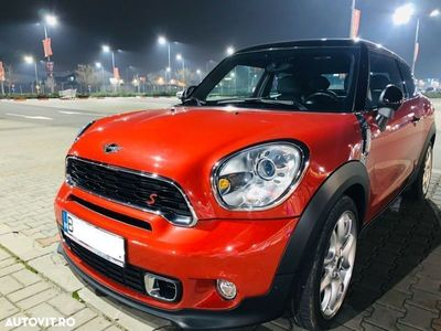 second-hand Mini Paceman