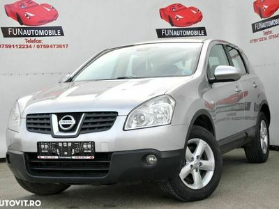 second-hand Nissan Qashqai 1.5 dCi 105 CP 2008