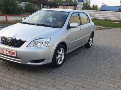 second-hand Toyota Corolla 2.0 d4d impecabila