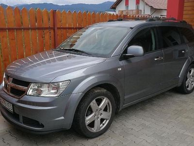 second-hand Dodge Journey