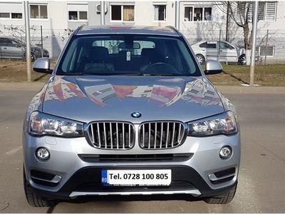 second-hand BMW X3 2016 xline