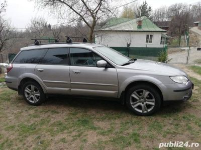 second-hand Subaru Legacy outback