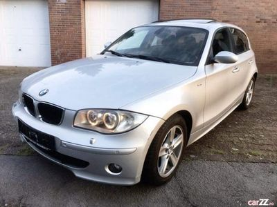 second-hand BMW 120 d Automat,Navigatie,Xenon, Echipare Full Extra !