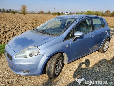 second-hand Fiat Grande Punto 1.3 diesel din 2007