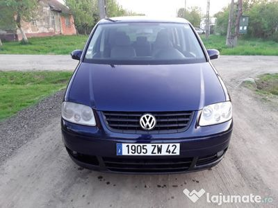 used VW Touran 1,9 tdi an 2003