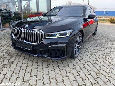 second-hand BMW 740L Seria 7