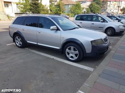 second-hand Audi A6 Allroad C5