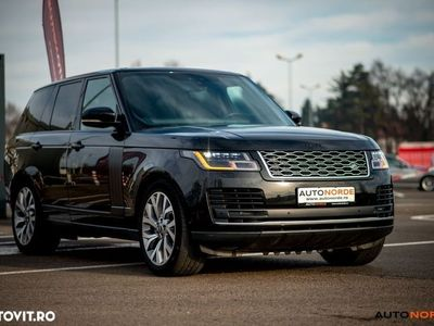 second-hand Land Rover Range Rover 4.4L