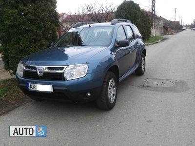 second-hand Dacia Duster motorina