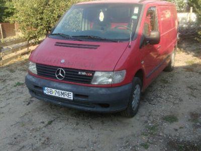 second-hand Mercedes Vito 108 CDI