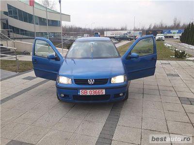 second-hand VW Polo 1.4 TDI 55 KW 75 Cai rar efectuat