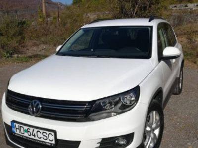 second-hand VW Tiguan 2016, 4x4,Diesel
