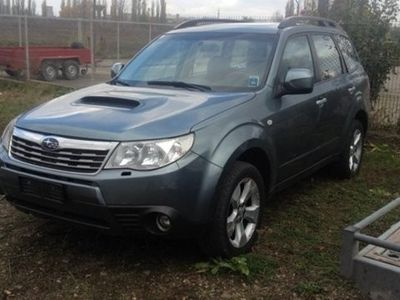 second-hand Subaru Forester 4x4 fab. 2010,motor 2.0 DIESEL BOXER DEFECT