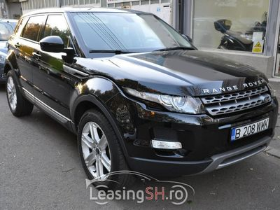 used Land Rover Range Rover evoque din 2014