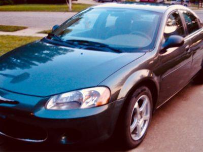 second-hand Chrysler Sebring