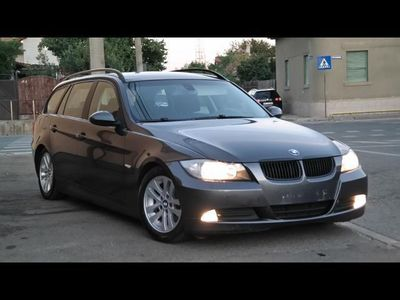 second-hand BMW 318 320d Touring