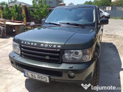 second-hand Land Rover Range Rover Sport 2.7 2008 variante