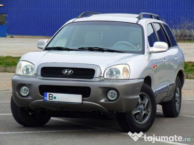 second-hand Hyundai Santa Fe 2.0 CRDI 4x4 Inmatriculata RO