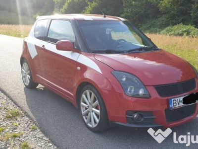 second-hand Suzuki Swift Sport