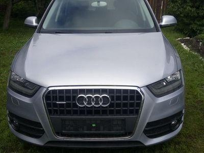 second-hand Audi Q3 quattro