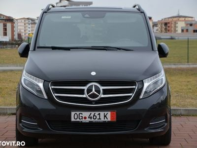 second-hand Mercedes V250 V