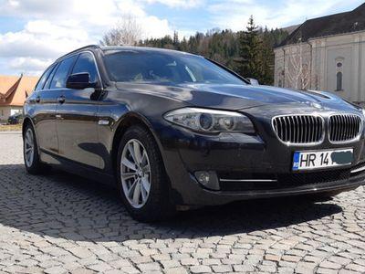 second-hand BMW 520 f11