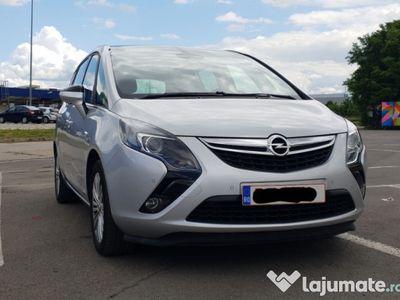 second-hand Opel Zafira COSMO 2015 1.6 CDTi 136 cp EURO 6 - 7 locuri.