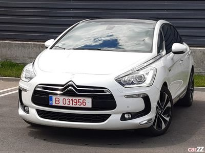 second-hand Citroën DS5 2.0HDi-200cp // 2013 // automat// Hybrid4