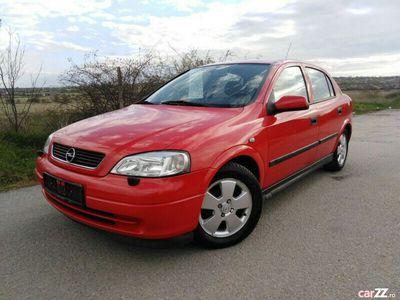 second-hand Opel Astra 2003 1,6 benzina euro 4