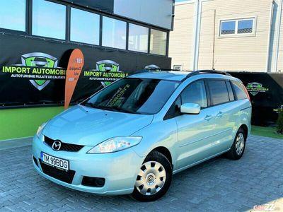 second-hand Mazda 5 Rate fixe / garantie / livrare gratuita
