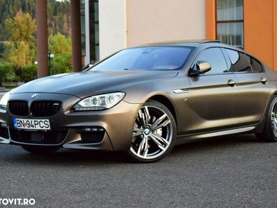 second-hand BMW 640 GranCoupe/individual/5 Butuane
