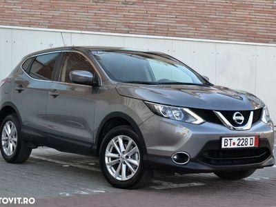 used Nissan Qashqai II