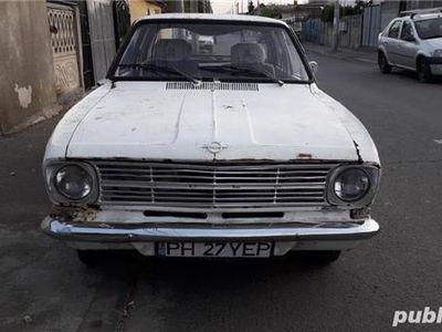second-hand Opel Kadett
