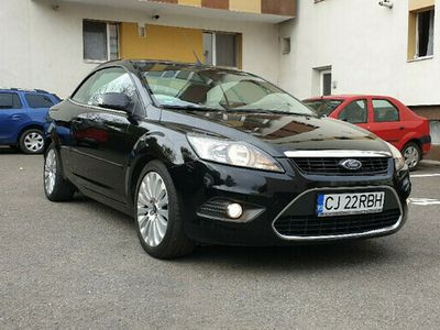 second-hand Ford Focus Cabriolet 2.0 diesel 140 cp