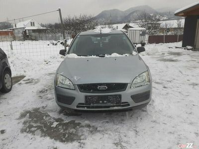 second-hand Ford Focus 1.6 TDCI, 2005, Euro 4, 90 CP, AC