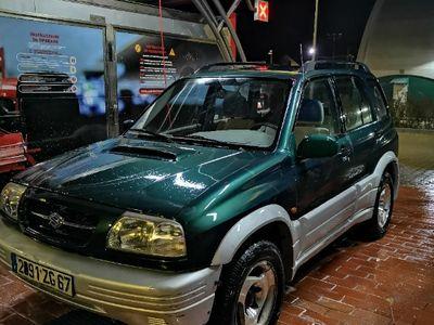 second-hand Suzuki Grand Vitara 2.0 tdi 4x4