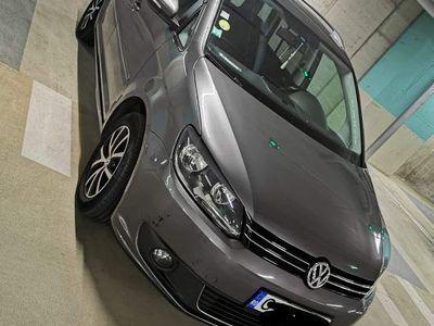 used VW Touran 2015 stare foarte buna