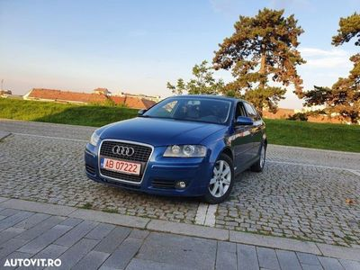second-hand Audi A3 8P