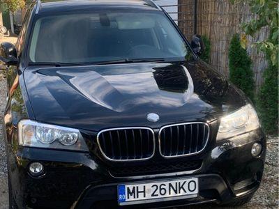 second-hand BMW X3