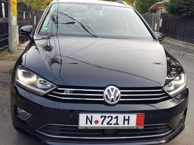 second-hand VW Golf Sportsvan 2.0