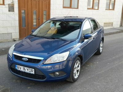 second-hand Ford Focus an 2009 1.8tdci euro 4