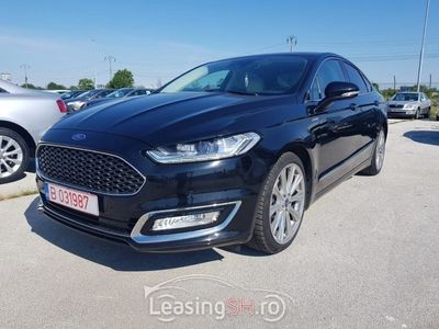 second-hand Ford Mondeo din 2017
