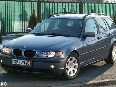 second-hand BMW 318 Seria 3 i
