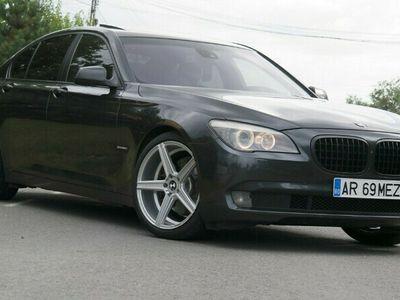second-hand BMW 730 F01 d - an 2011, 3.0d (Diesel)
