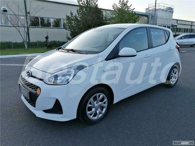 second-hand Hyundai i10 benzina+GPL 2017