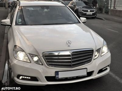 second-hand Mercedes E250
