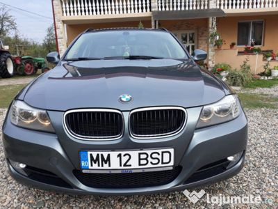 second-hand BMW 318 d model 2012