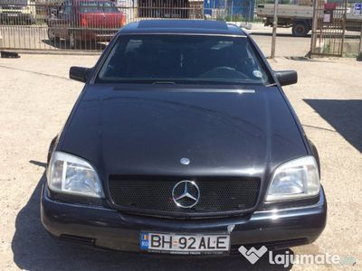 brugt Mercedes CL420 (balena coupe) 1995 accept variante !!!