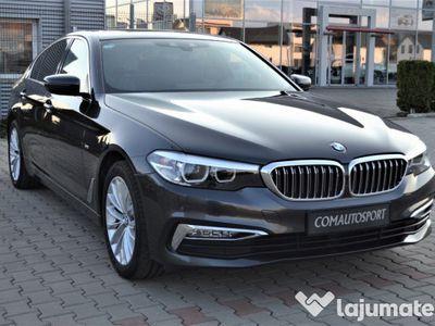 second-hand BMW 520 d Steptronic Luxury Line