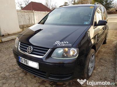 used VW Touran 1,9 TDI